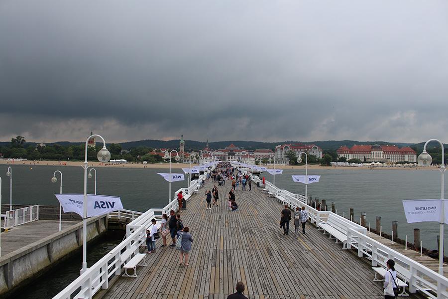 与波罗的海的四度相遇